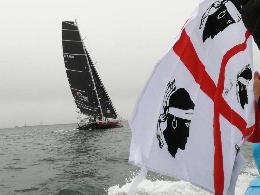 Vento di Sardegna è partita da Plymouth per la OSTAR