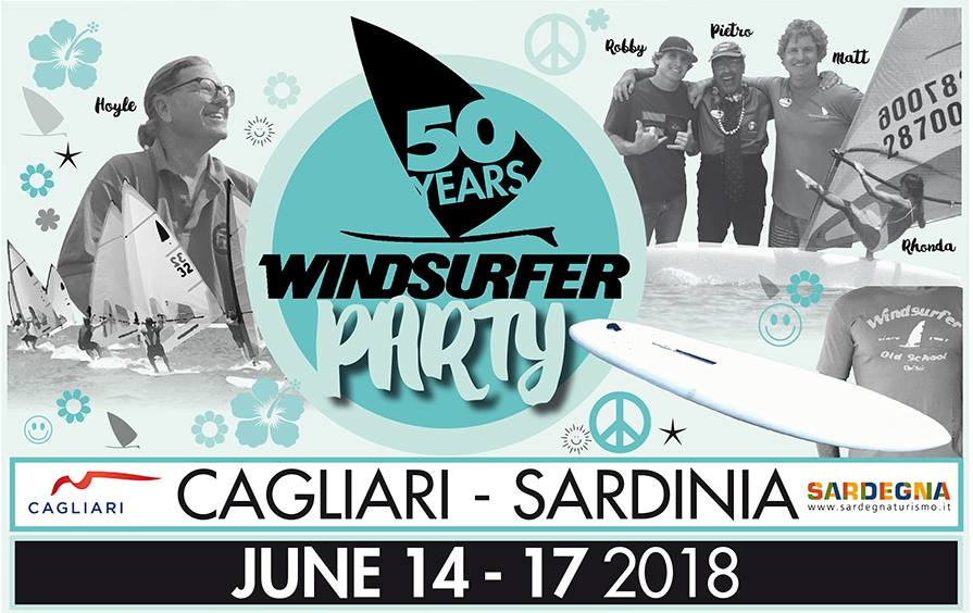 50 years - windsurfer party