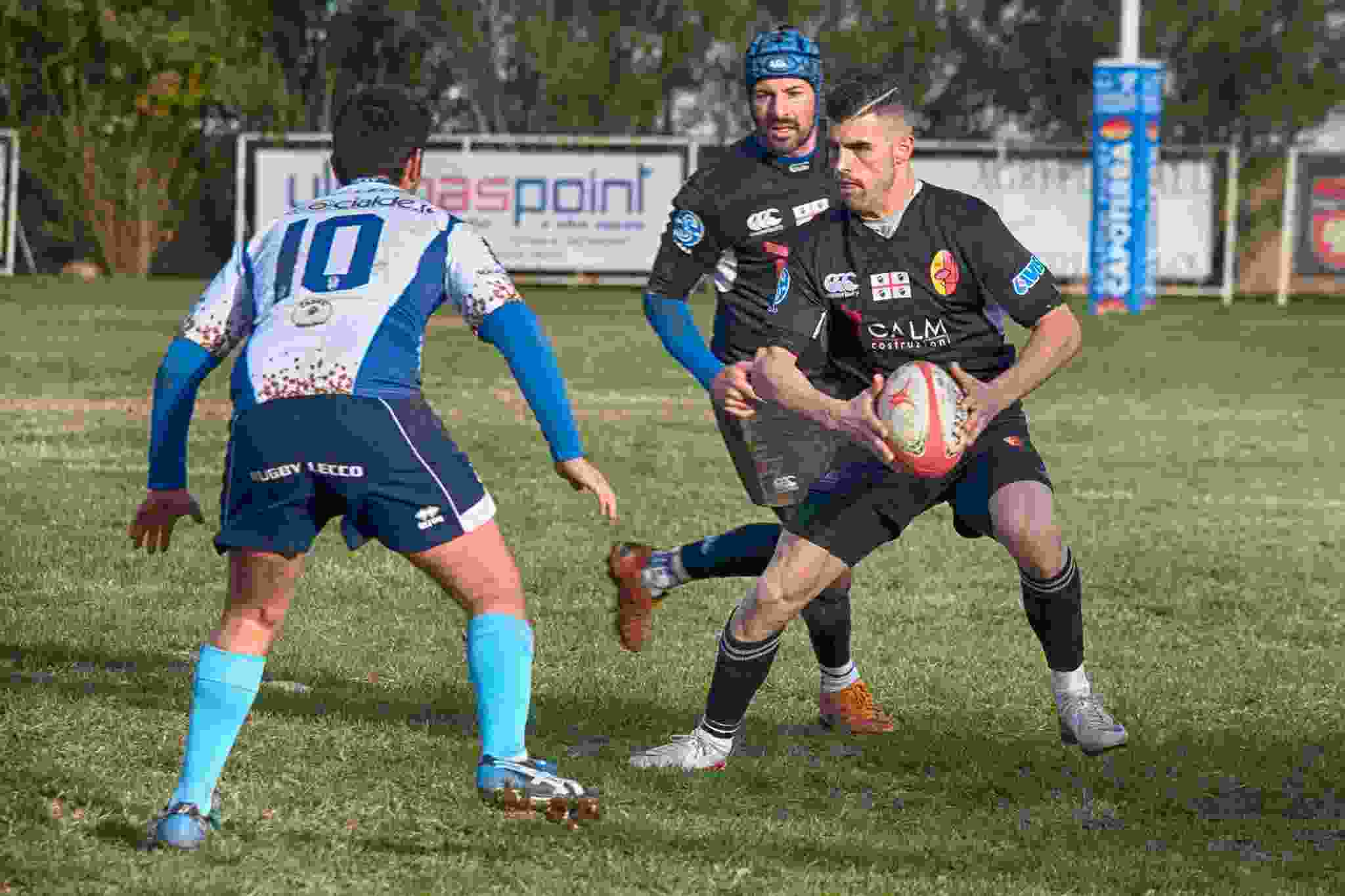 Rugby: tonfo Alghero, Capoterra no problem