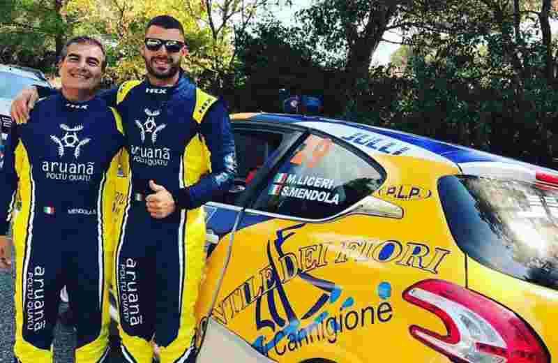 Rally, Liceri e Tali super all'Adriatico
