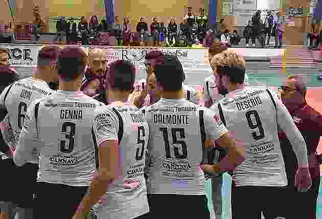 Volley: derby al Sant'Antioco, riscatto Palau