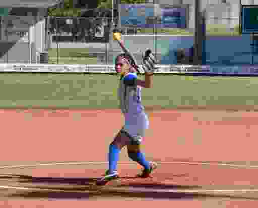Nuoro Softball senza fortuna a Collecchio